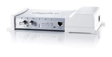 Devolo dLAN TV SAT Multituner (SAT Fernsehen/Radio über das Stromnetz auf Ihren TV oder mobiles Gerät, Full HD, kein Kabel verlegen, Powerline) weiß -