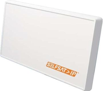 Selfsat IP21SAT Flachantenne -