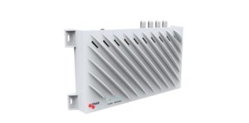 Triax TSS 400 SAT>IP Converter (4 SAT-Tuner, 4 Teilnehmer, Netzwerkstreaming, USB, Ethernet) weiß -